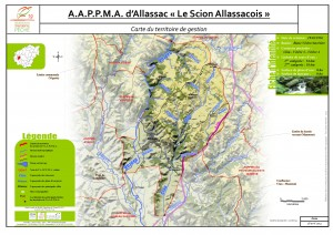 Carte territoire AAPPMA_Allassac