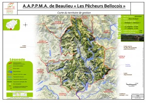 Carte territoire AAPPMA_Beaulieu