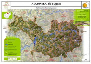 Carte territoire AAPPMA_Bugeat