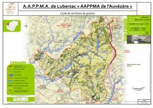 Carte territoire AAPPMA_Lubersac