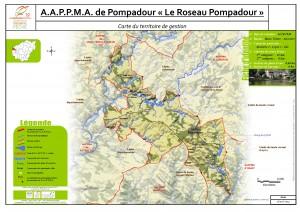 Carte territoire AAPPMA_Pompadour