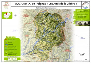 Carte territoire AAPPMA_Treignac