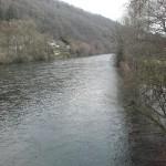 La Dordogne à Monceaux