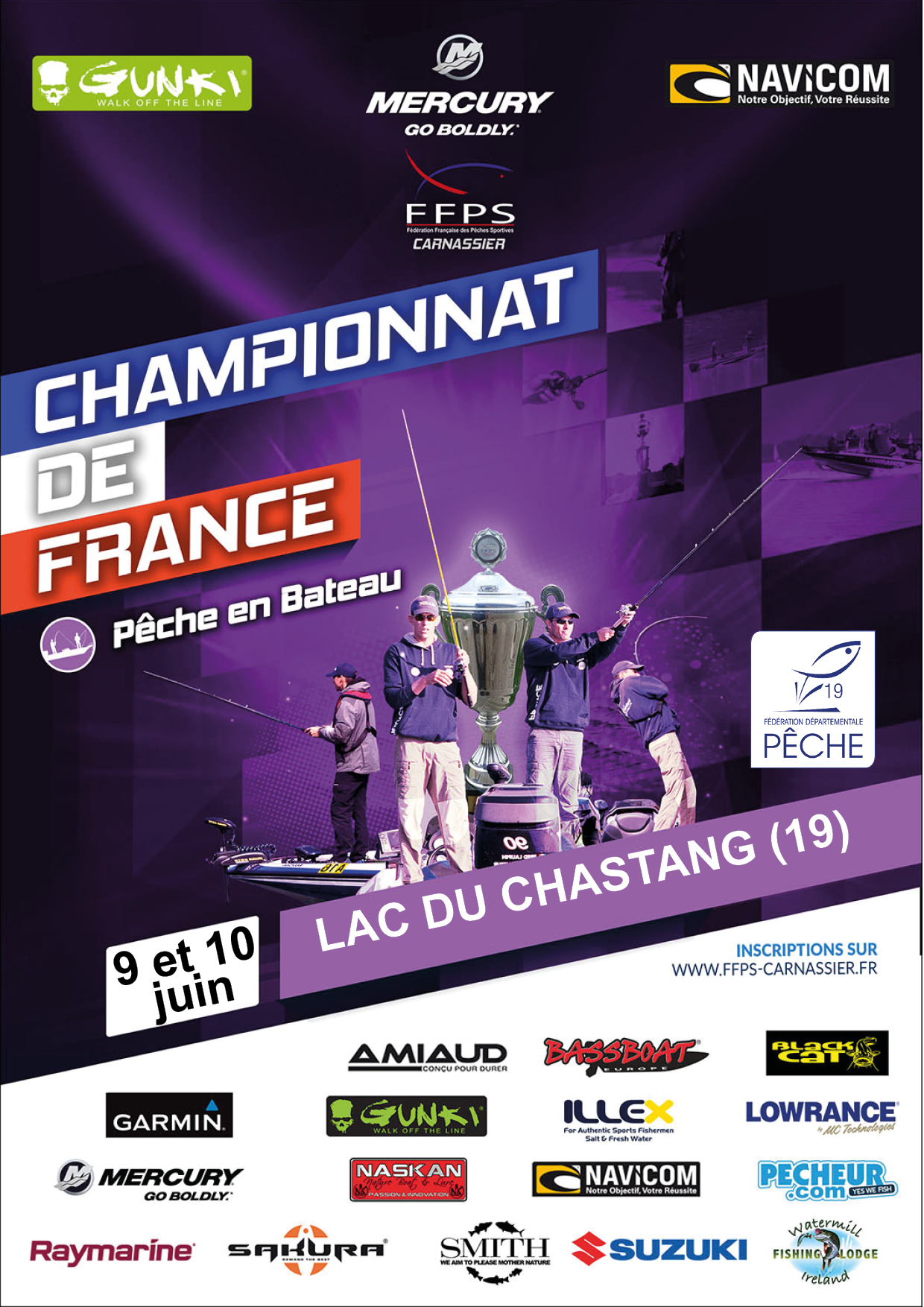 Affiche Chastang