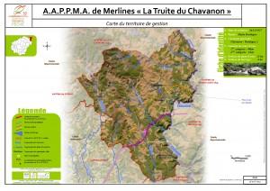 Carte territoire AAPPMA_Merlines