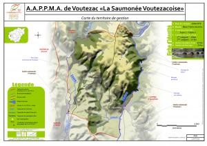 Carte territoire AAPPMA_Voutezac