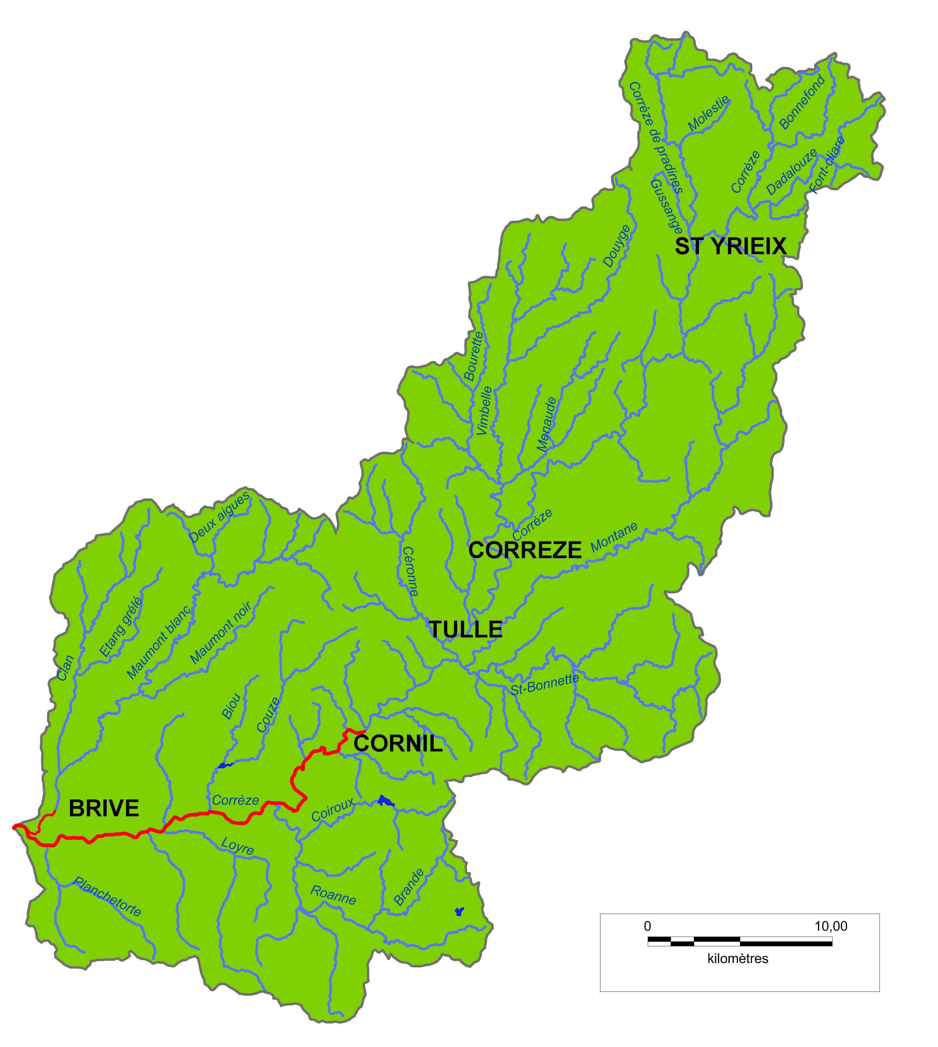 Carte-Bassin-Corrèze
