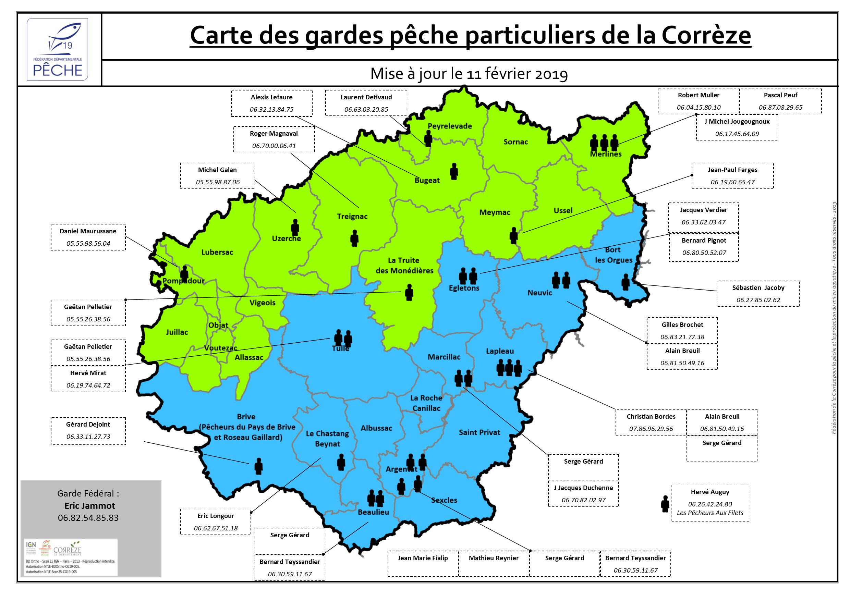 carte GPP février 2019