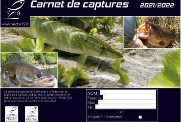 Carnet de captures